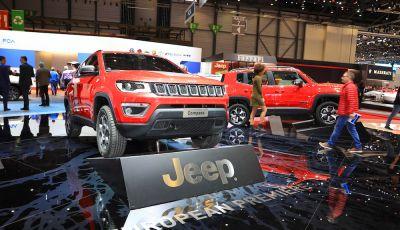 Jeep Renegade e Compass PHEV con tecnologia ibrida plug-in