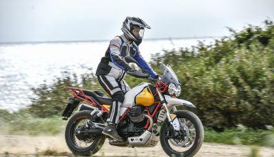 Moto Guzzi V85TT: tutte le novità della versione 2021