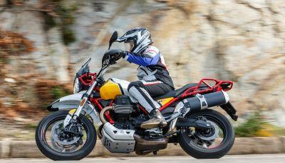La Moto Guzzi V85TT piace e Mandello assume 18 giovani operai