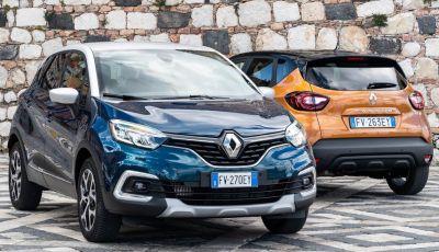 Nuova Renault Captur Sport Edition, primo contatto su strada e prestazioni