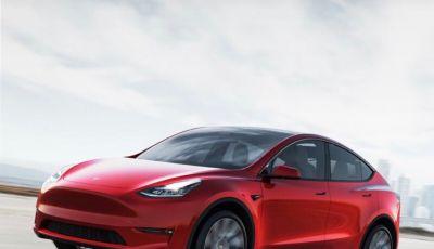 Tesla Model Y: nel 2020 arriva il SUV elettrico a prezzi popolari