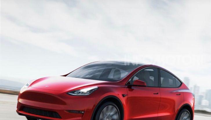 Futuro? Batterie per auto elettriche derivate dalle rocce marine - Foto 1 di 14