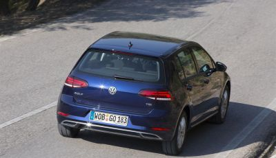 Nuova Volkswagen a metano con motore 1.5 TGI da 130 CV