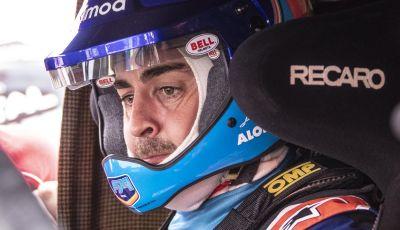 Alonso alla prossima Dakar su Toyota Hilux?