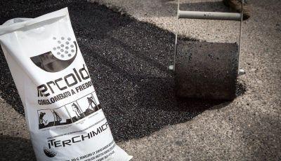 EcoPave: l'asfalto del futuro è in grafene ed è Made in Italy