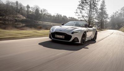Aston Martin DBS Superleggera: arriva la versione Volante
