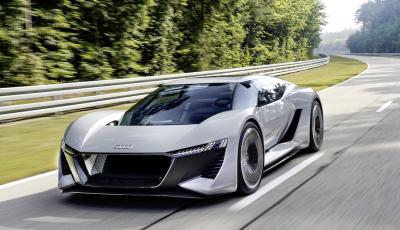 Audi e-tron GT: una nuova supercar a zero emissioni