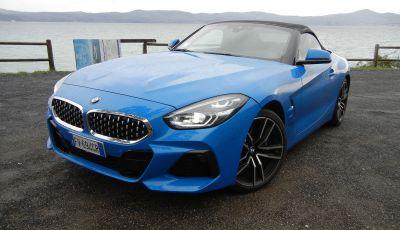 Nuova BMW Z4 2019: Prova in pista a Vallelunga della Roadstar di Monaco