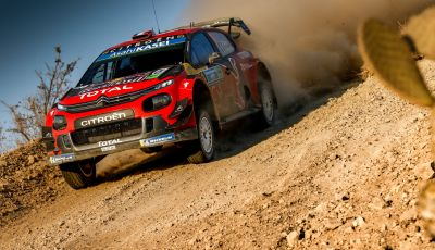 WRC Argentina 2019: la C3 WRC ritorna in America latina