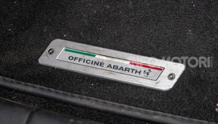 [VIDEO] Prova Abarth 595 Turismo: potenza e stile per la piccola sportiva italiana - Foto 14 di 41