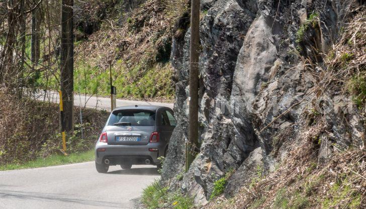[VIDEO] Prova Abarth 595 Turismo: potenza e stile per la piccola sportiva italiana - Foto 31 di 41