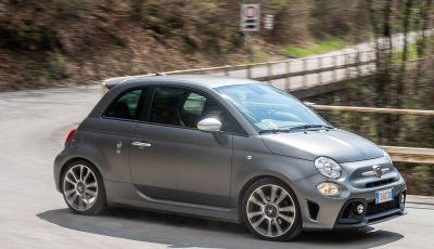[VIDEO] Prova Abarth 595 Turismo: potenza e stile per la piccola sportiva italiana