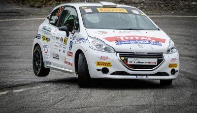Trofeo Peugeot Competition – Nicoli sbanca sull'asfalto, Battilani re del Raceday terra