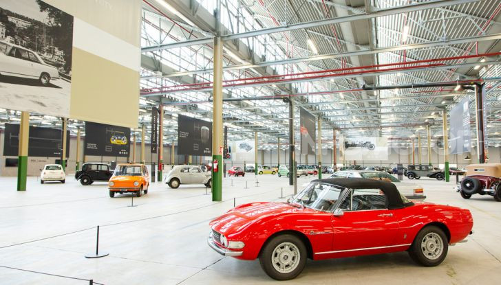 Heritage HUB Alfa Romeo, Fiat, Abarth e Lancia ospita la storia italiana FCA - Foto 18 di 34