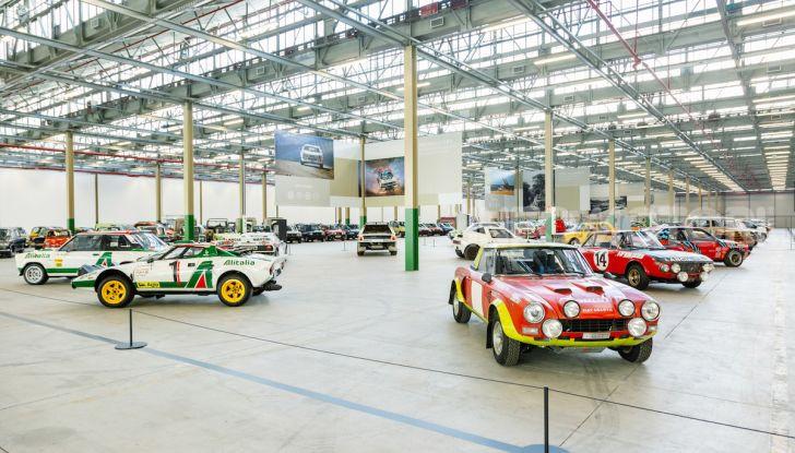 Heritage HUB Alfa Romeo, Fiat, Abarth e Lancia ospita la storia italiana FCA - Foto 26 di 34
