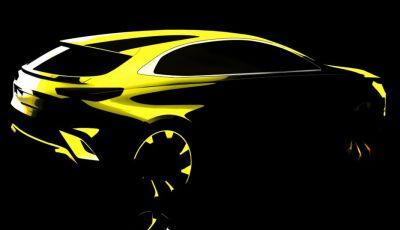 Kia Ceed SUV 2020: il terzo elemento tra Stonic e Sportage