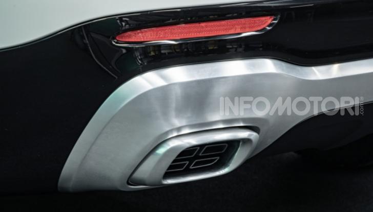 Mercedes Concept GLB: debutta il nuovo SUV compatto tedesco - Foto 18 di 18