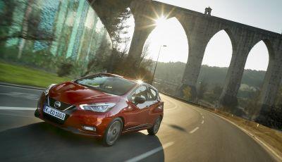 Nissan Micra GPL: autonomia di oltre 1.000 km
