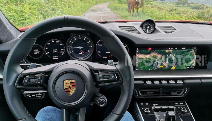 [VIDEO] Nuova Porsche 911 (992): Prova su strada in Corsica della nuova Carrera S - Foto 10 di 69