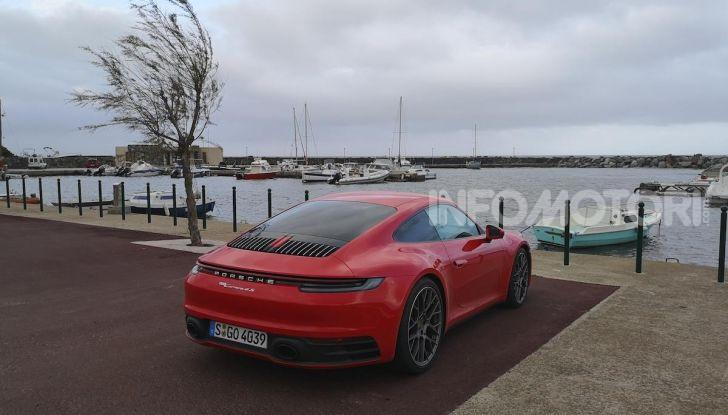 [VIDEO] Nuova Porsche 911 (992): Prova su strada in Corsica della nuova Carrera S - Foto 11 di 69