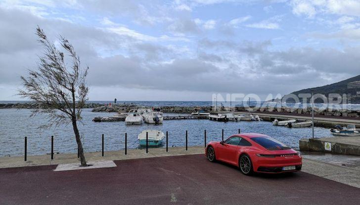 [VIDEO] Nuova Porsche 911 (992): Prova su strada in Corsica della nuova Carrera S - Foto 12 di 69