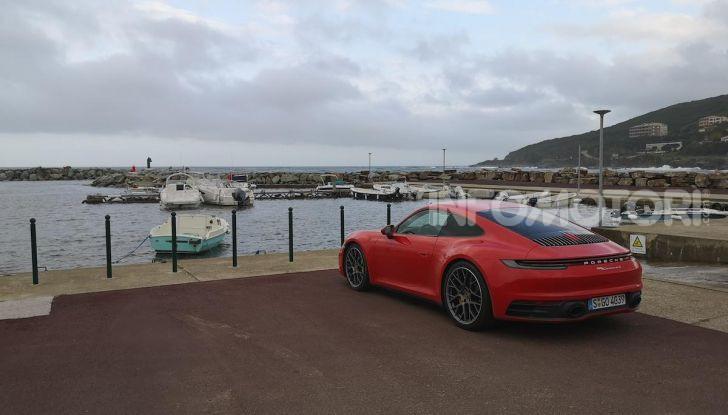 [VIDEO] Nuova Porsche 911 (992): Prova su strada in Corsica della nuova Carrera S - Foto 13 di 69
