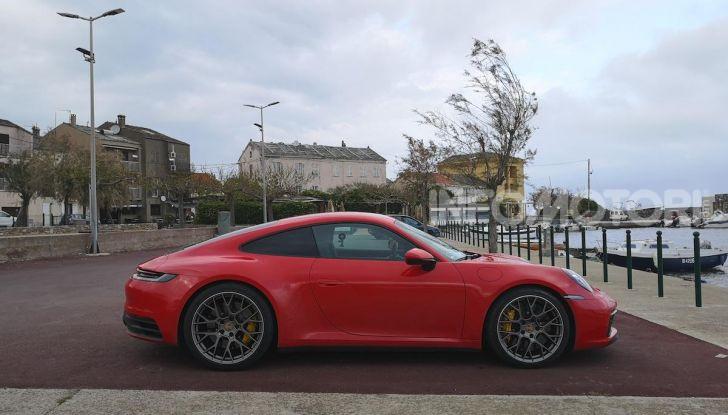 [VIDEO] Nuova Porsche 911 (992): Prova su strada in Corsica della nuova Carrera S - Foto 14 di 69