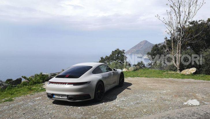 [VIDEO] Nuova Porsche 911 (992): Prova su strada in Corsica della nuova Carrera S - Foto 1 di 69