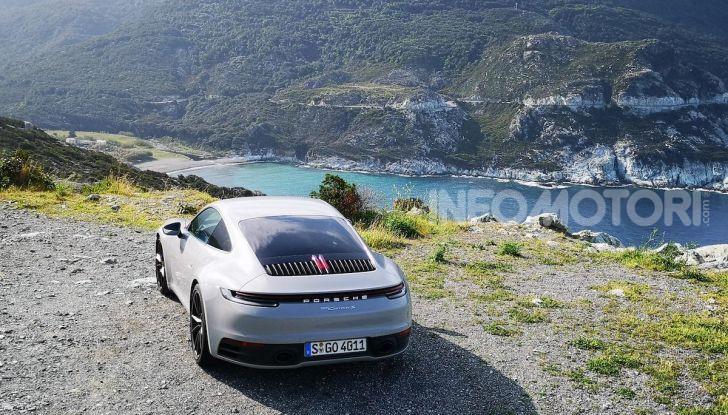 [VIDEO] Nuova Porsche 911 (992): Prova su strada in Corsica della nuova Carrera S - Foto 21 di 69