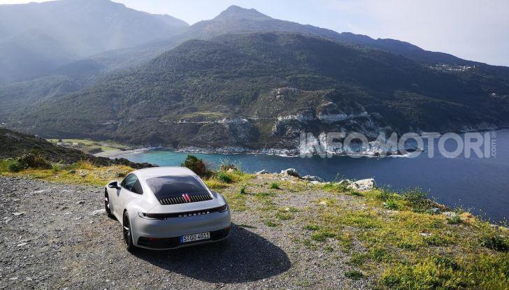 [VIDEO] Nuova Porsche 911 (992): Prova su strada in Corsica della nuova Carrera S - Foto 22 di 69