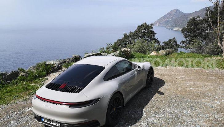 [VIDEO] Nuova Porsche 911 (992): Prova su strada in Corsica della nuova Carrera S - Foto 2 di 69