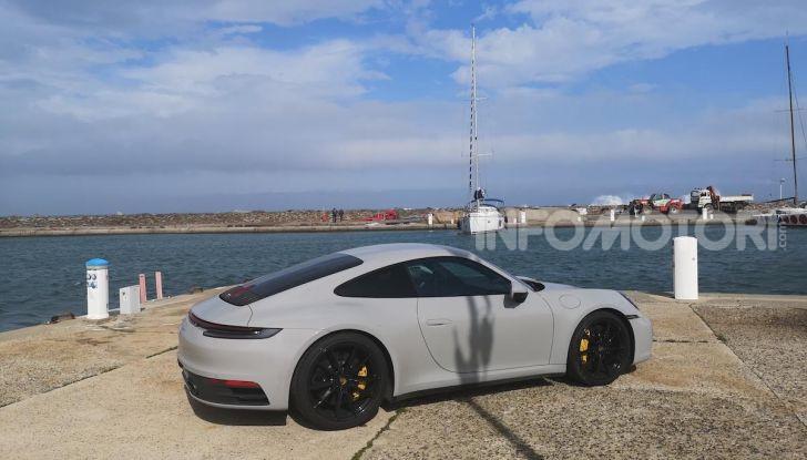 [VIDEO] Nuova Porsche 911 (992): Prova su strada in Corsica della nuova Carrera S - Foto 3 di 69
