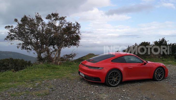 [VIDEO] Nuova Porsche 911 (992): Prova su strada in Corsica della nuova Carrera S - Foto 8 di 69