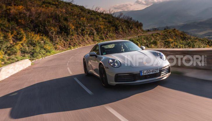 [VIDEO] Nuova Porsche 911 (992): Prova su strada in Corsica della nuova Carrera S - Foto 47 di 69