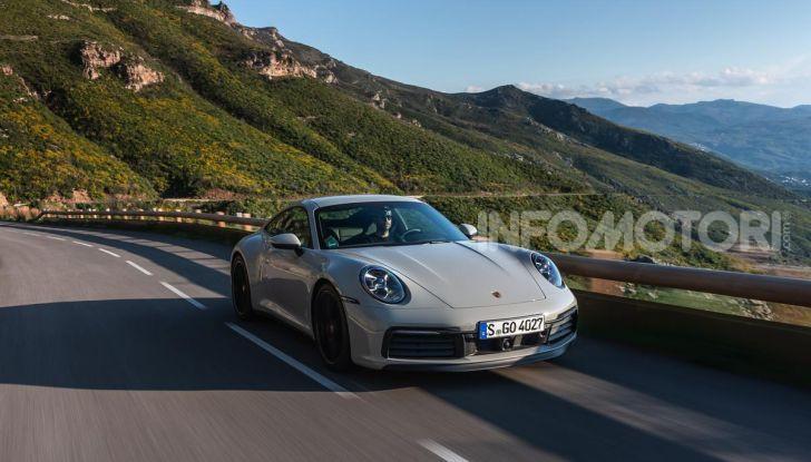 [VIDEO] Nuova Porsche 911 (992): Prova su strada in Corsica della nuova Carrera S - Foto 48 di 69