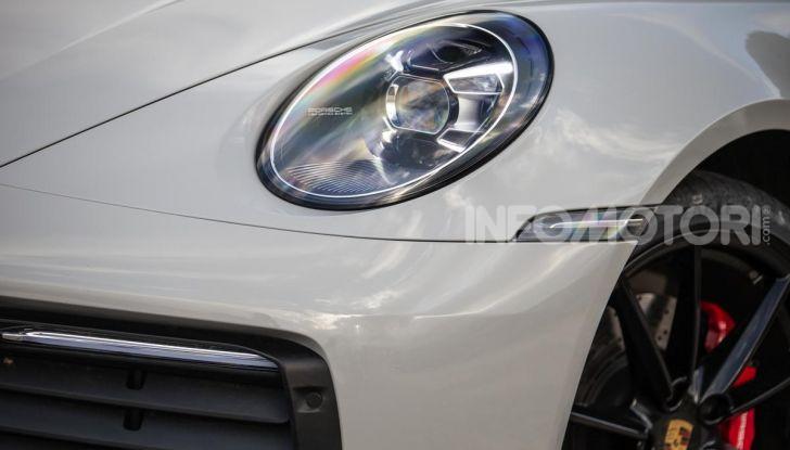 [VIDEO] Nuova Porsche 911 (992): Prova su strada in Corsica della nuova Carrera S - Foto 34 di 69