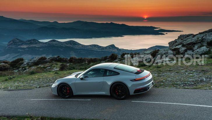 [VIDEO] Nuova Porsche 911 (992): Prova su strada in Corsica della nuova Carrera S - Foto 35 di 69