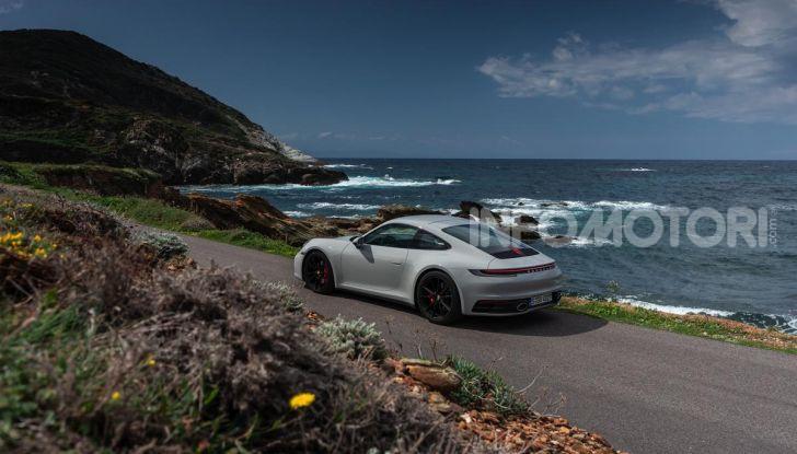 [VIDEO] Nuova Porsche 911 (992): Prova su strada in Corsica della nuova Carrera S - Foto 36 di 69