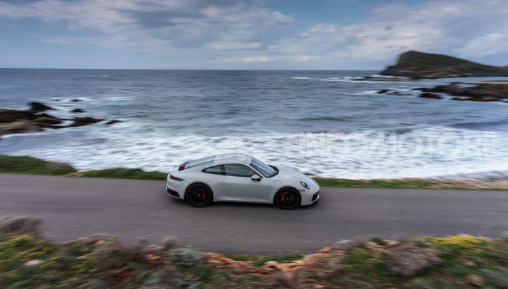 [VIDEO] Nuova Porsche 911 (992): Prova su strada in Corsica della nuova Carrera S - Foto 58 di 69