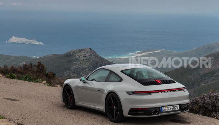 [VIDEO] Nuova Porsche 911 (992): Prova su strada in Corsica della nuova Carrera S - Foto 37 di 69