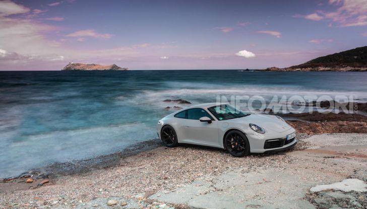 [VIDEO] Nuova Porsche 911 (992): Prova su strada in Corsica della nuova Carrera S - Foto 38 di 69