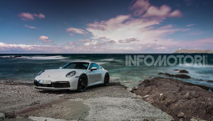 [VIDEO] Nuova Porsche 911 (992): Prova su strada in Corsica della nuova Carrera S - Foto 6 di 69