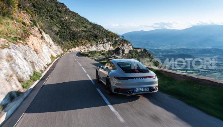 [VIDEO] Nuova Porsche 911 (992): Prova su strada in Corsica della nuova Carrera S - Foto 49 di 69