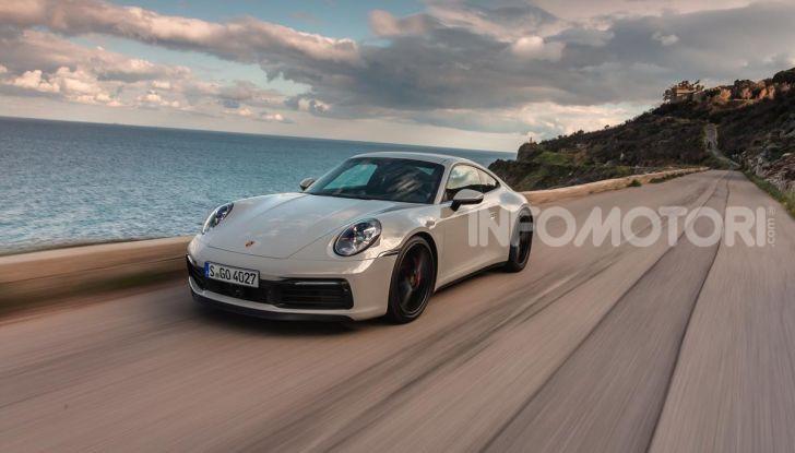 [VIDEO] Nuova Porsche 911 (992): Prova su strada in Corsica della nuova Carrera S - Foto 39 di 69