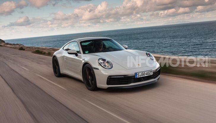 [VIDEO] Nuova Porsche 911 (992): Prova su strada in Corsica della nuova Carrera S - Foto 40 di 69