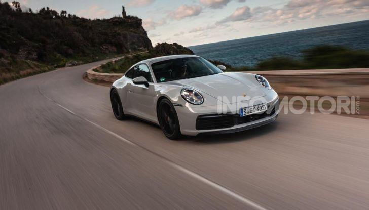 [VIDEO] Nuova Porsche 911 (992): Prova su strada in Corsica della nuova Carrera S - Foto 41 di 69