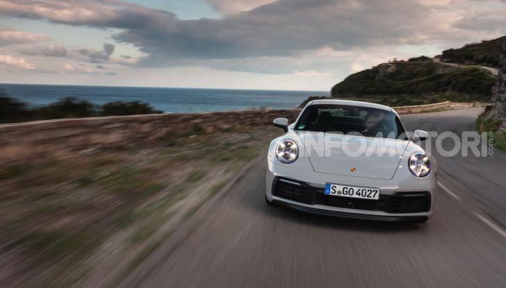 [VIDEO] Nuova Porsche 911 (992): Prova su strada in Corsica della nuova Carrera S - Foto 42 di 69