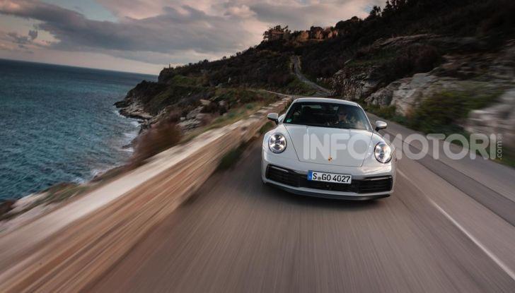 [VIDEO] Nuova Porsche 911 (992): Prova su strada in Corsica della nuova Carrera S - Foto 59 di 69