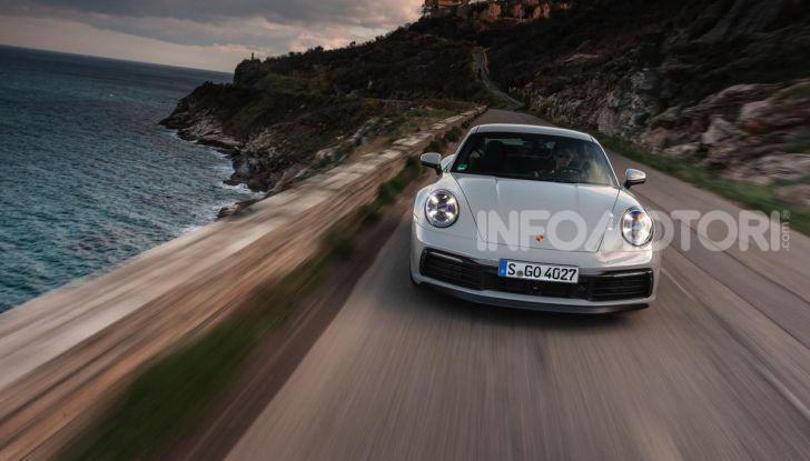[VIDEO] Nuova Porsche 911 (992): Prova su strada in Corsica della nuova Carrera S - Foto 60 di 69