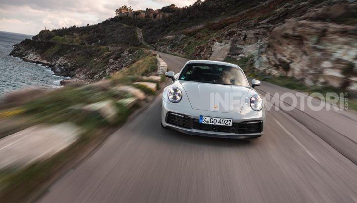 [VIDEO] Nuova Porsche 911 (992): Prova su strada in Corsica della nuova Carrera S - Foto 61 di 69